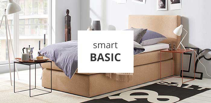 smart Boxspringbett Basic