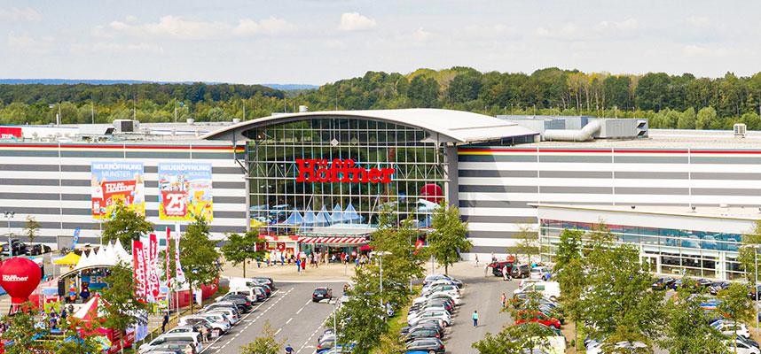 Mobel Hoffner Standorte In Deutschland Hoffner