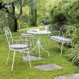 Garten Landhaus