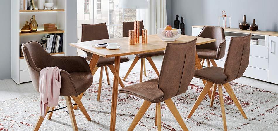 Bari – Stuhl und Tisch selbst zusammenstellen | Höffner