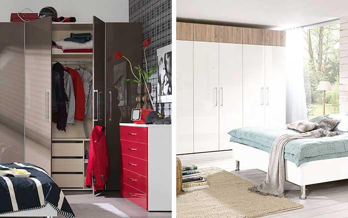 Colours Schranksystem Für Ihr Schlafzimmer