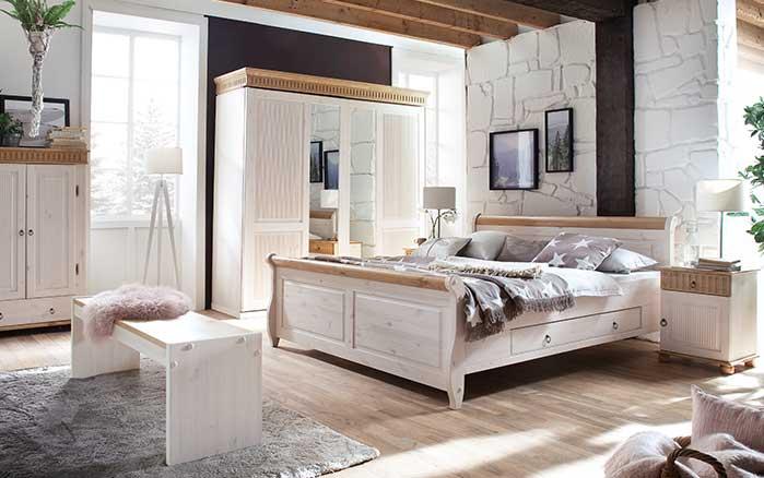 schlafzimmer bornholm m bel lilashouse. Black Bedroom Furniture Sets. Home Design Ideas