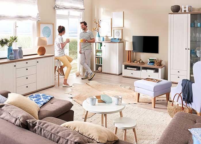 TV-Lowboard Carmen für Ihr Wohnzimmer