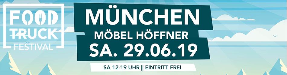 Foodtruck Festival München