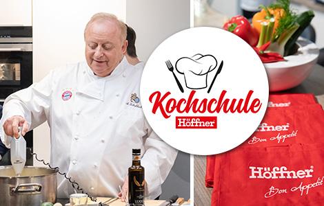 Kochschule Rückblick