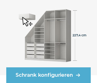 Möbelwerke Schrank konfigurieren