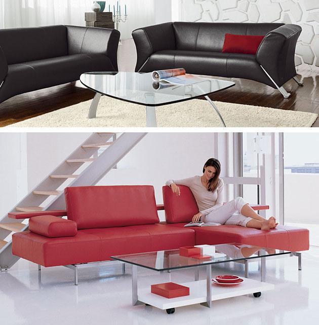 hochwertige rolf benz m bel zum vorzugspreis bei m bel h ffner. Black Bedroom Furniture Sets. Home Design Ideas