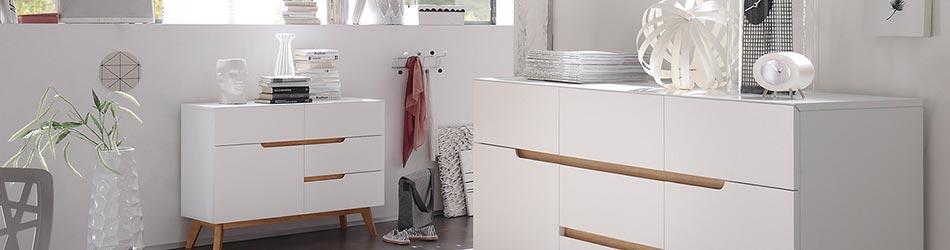 Casoria Garderoben, Wohn- & Speisezimmerserie