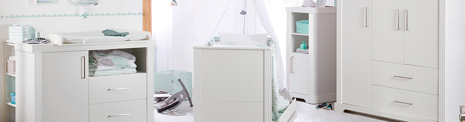 Maxi Babyzimmer von Roba