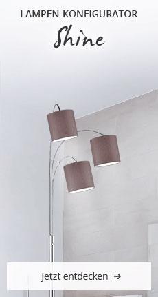 Lampen-Konfigurator Shine