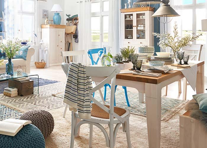 Wohnzimmer ideen wohnzimmerm bel bei h ffner for Vintage farben mobel
