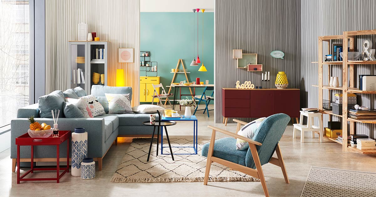 wohnidee hello happy m bel h ffner. Black Bedroom Furniture Sets. Home Design Ideas
