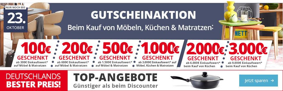 Möbel Höffner in Frankfurt-Gründau - Möbel, Küchen & mehr