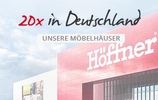 Möbelhaus Höffner - Wo wohnen wenig kostet
