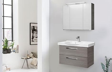 Badezimmermobel Kaufen Badmobel Gunstig Bei Hoffner
