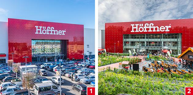 Das Unternehmen Möbel Höffner Langjährige Erfahrung Und Top Service