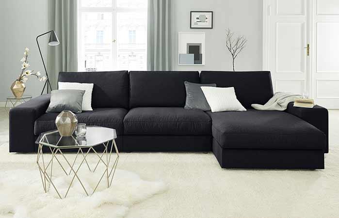 Sitzgarnitur wohnzimmer modern  Wohnzimmer Ideen » Wohnzimmermöbel bei Höffner