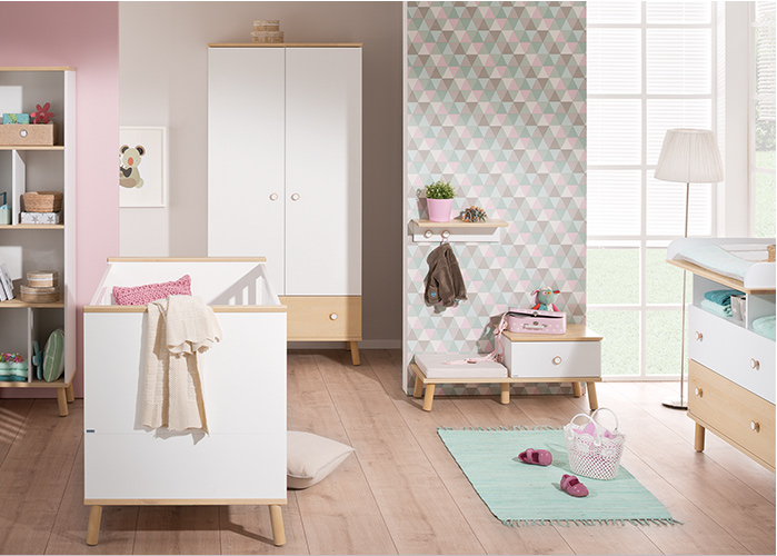 Paidi Etagenbett Ylvie 160 : Ylvie u2013 scandi look für das baby & kinderzimmer bei möbel höffner