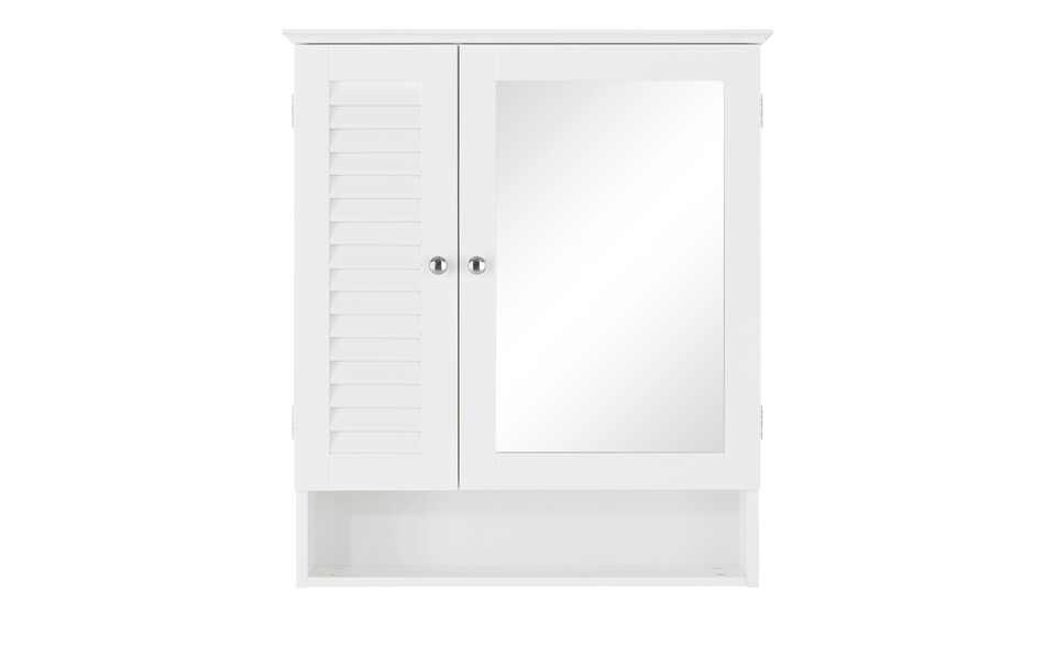 Badspiegelschrank im Landhausstil 'Königssee'