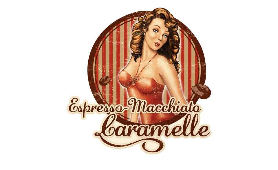 Espresso-Caramelle