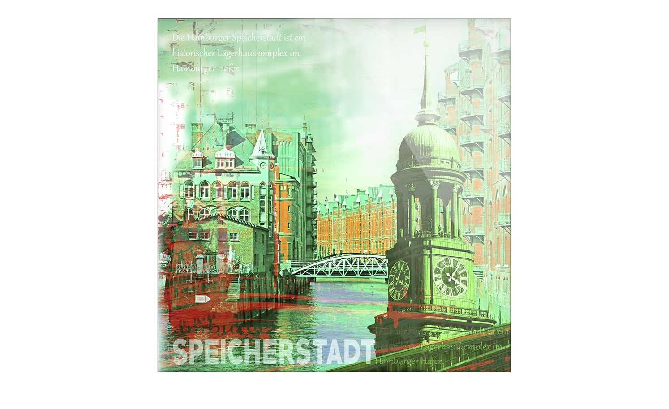 """""""Speicherstadt III"""""""