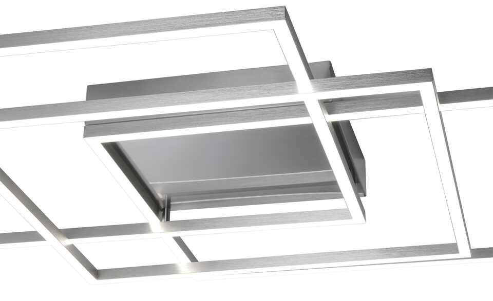 Q-Smart Home Lights Deckenlleuchte3-flammig nickel-matt   55 W UBjUAvOs