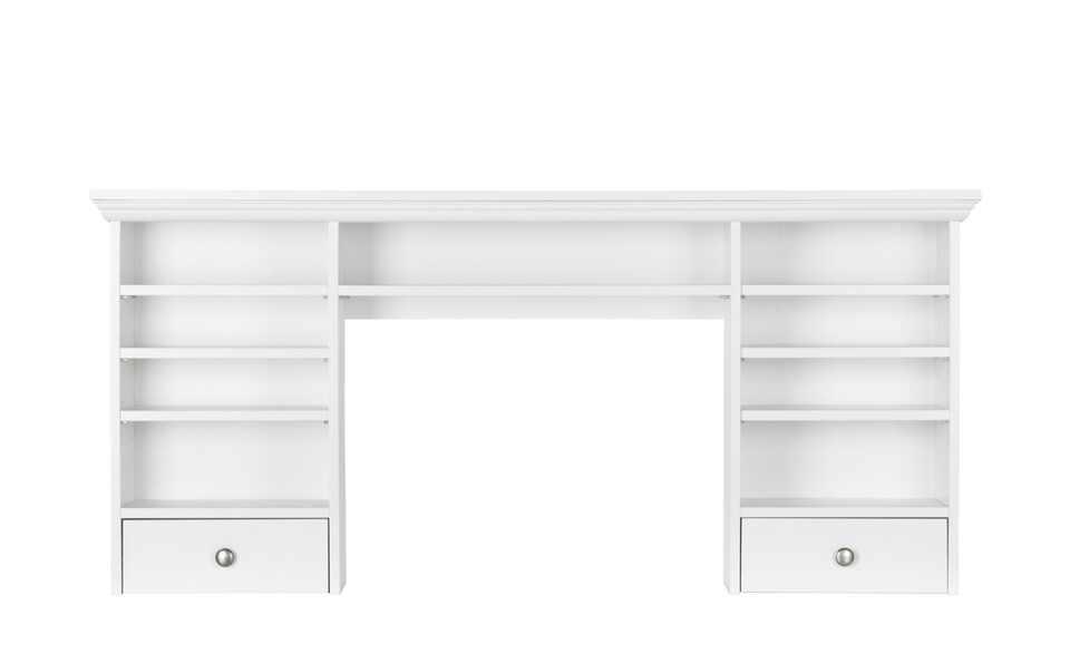 Schreibtischaufsatz Lyon Möbel Höffner