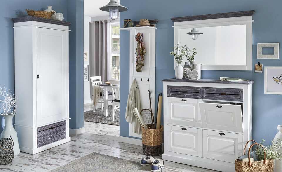 maison bleue Dielenschrank Cabana | 80 cm | p8q00oGN