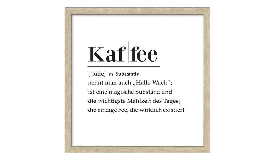 Kaffee Definition
