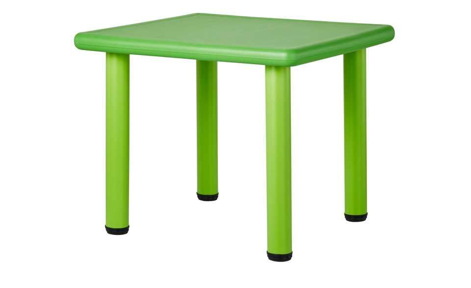 Kindertisch Grün