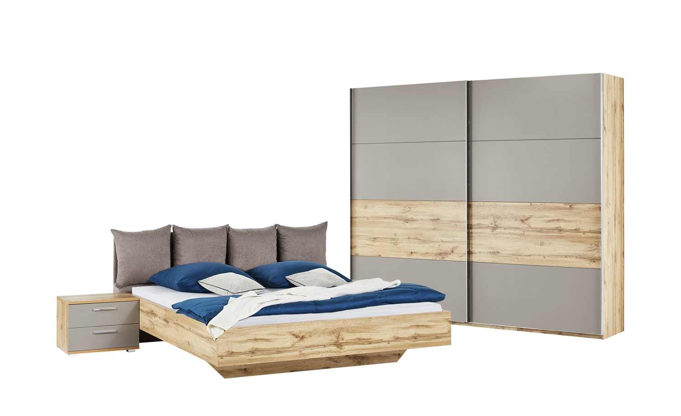 uno Komplett-Schlafzimmer Delta | Möbel Höffner
