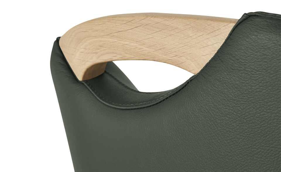Wohnwert Polsterstuhl Jalto | Grau Griff | kx39CJTM