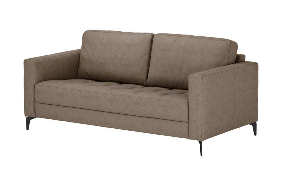 Smart Sofa Gesa 2 Sitzer Schlamm Möbel Höffner
