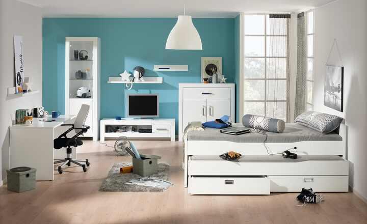 Jugendzimmer, 8-teilig Fiona | Möbel Höffner