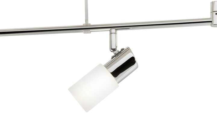 Trio LED-Deckenstrahler mit schwenkbaren Armen