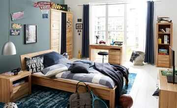 Jugendzimmer, 7-teilig  Oslo