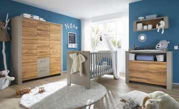 Babyzimmer, 4-teilig  Robin