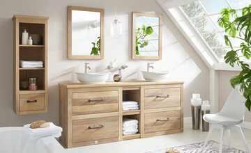 VAN HECK Spiegel mit Rahmen  La Provence