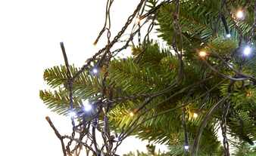 LED Lichterkette  Twinkle Icicelight