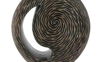 Deko Vase  Circle