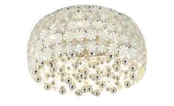 KHG LED-Deckenleuchte mit Behang