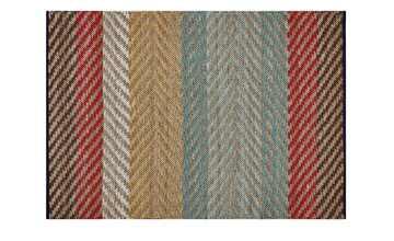 Tom Tailor Handweber-Teppich  Pastel Stripe