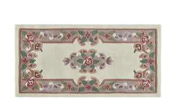 Handtuft-Teppich  Ming