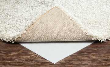 Teppich-Stopp für glatte Bodenbeläge  AKO Vlies