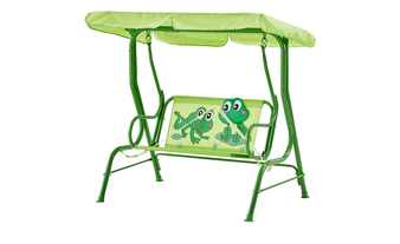 Kinderschaukel  Froggy
