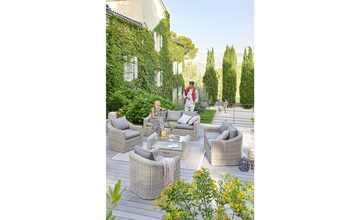 a casa mia Gartensofa   Sylt 1
