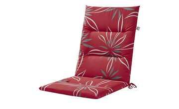 KETTLER Polska Auflagenserie  Red Bloom Alutex