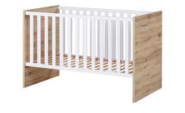 Kinderbett 70x140 weiß Bellissima