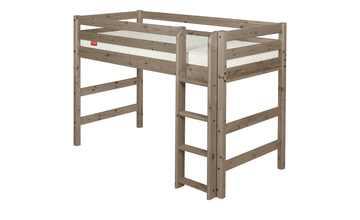 FLEXA Mittelhohes Bett 90x200 Holz Flexa Classic