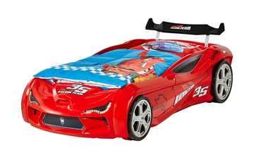 Autobett-Gestell  Red Star